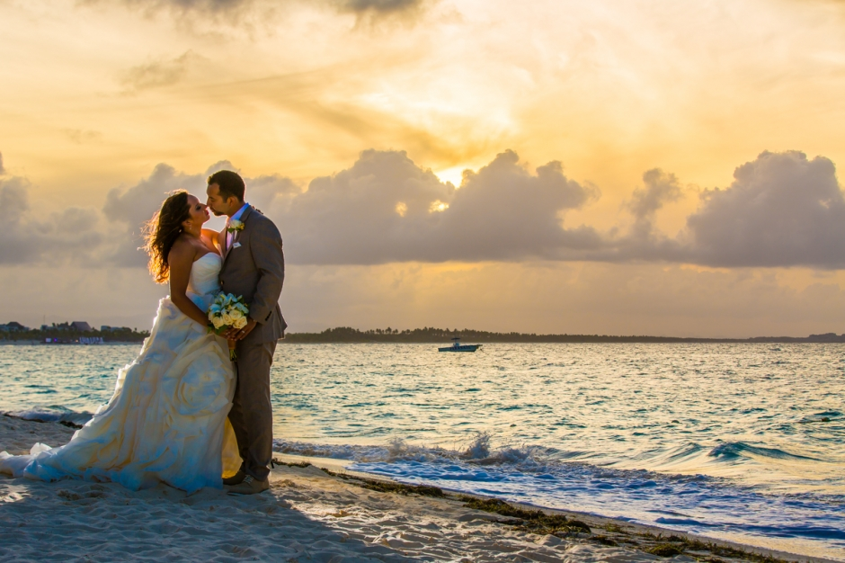 Brigitte + Ernesto's Destination Wedding at the Majestic Colonial, Punta Cana