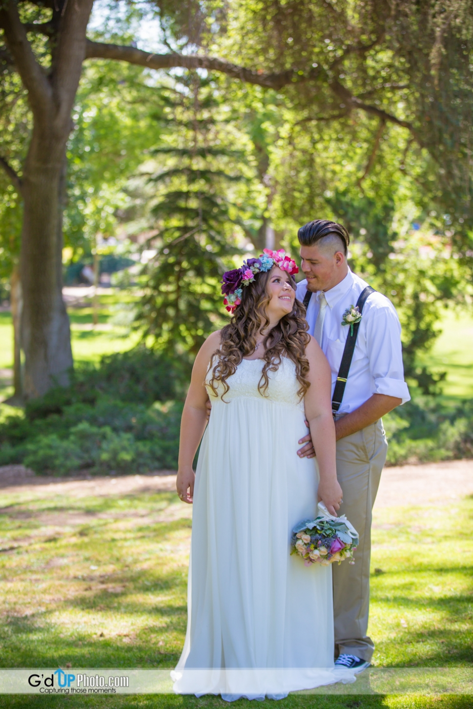 Krista and Jonathan's Penn Park Wedding