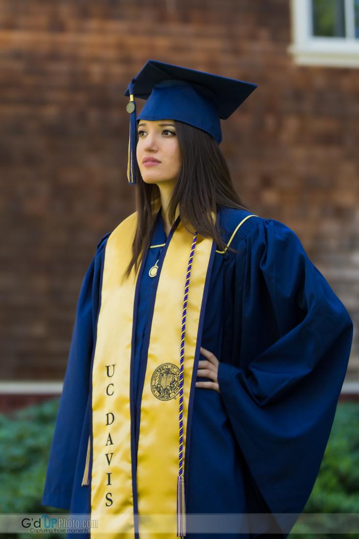 University of California Davis 2015 Graduation | G\'d Up Photo