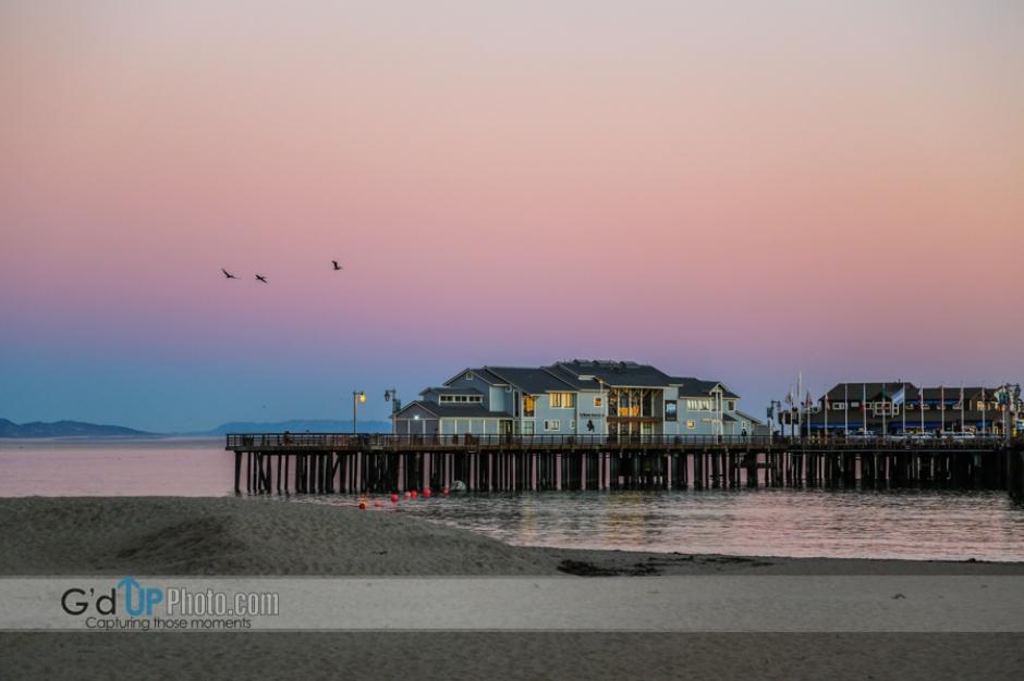 Solvang / Santa Barbara Trip Part 3 – Santa Barbara Pier