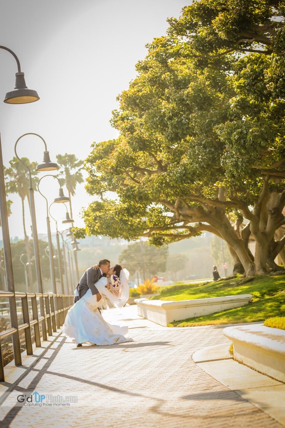 Natalie + Ralph Wedding at The Plaza at Cabrillo Marina