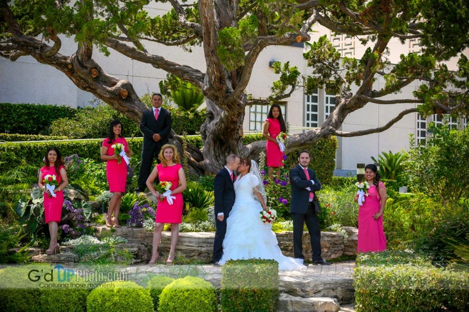 Yohana + Elyas Wedding at The Church of Jesus Christ of Latter Day Saints – Los Angeles Temple and La Cañada Flintridge Reception