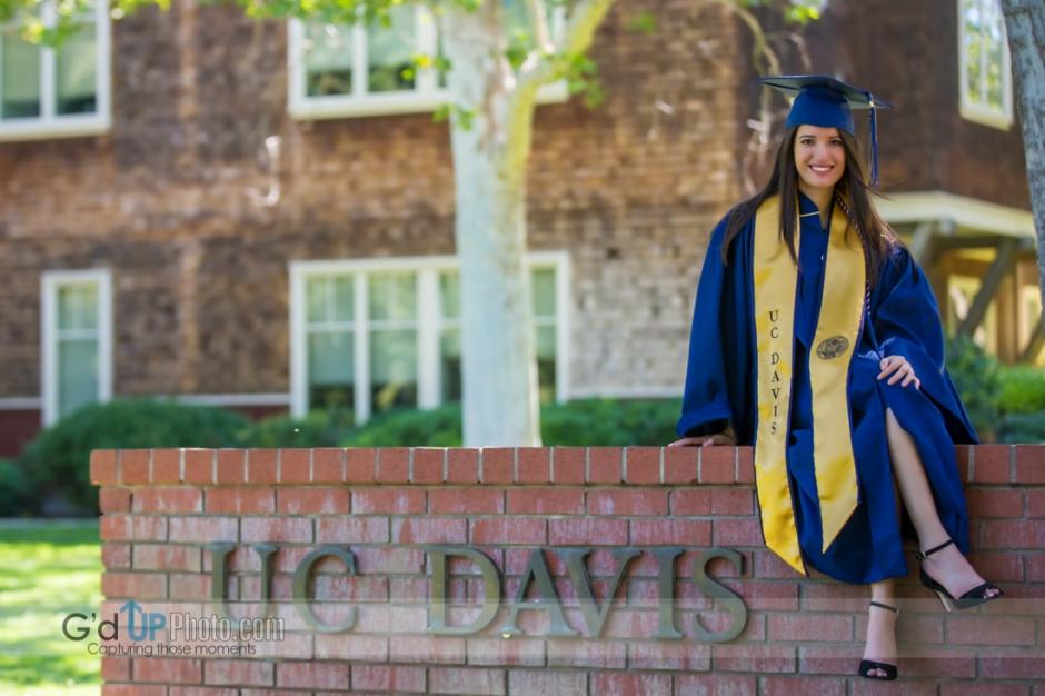 University of California Davis 2015 Graduation